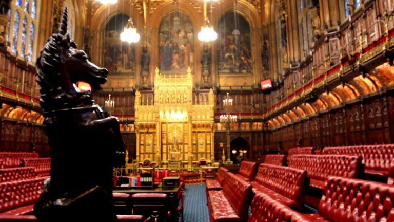 """Journée d'études """" La Chambre des Lords, le rôle des chambres supérieures dans les démocraties parlementaires"""""""
