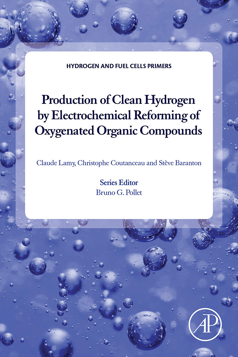 Production of Clean Hydrogen by Electrochemical Reforming of Oxygenated Organic Compounds