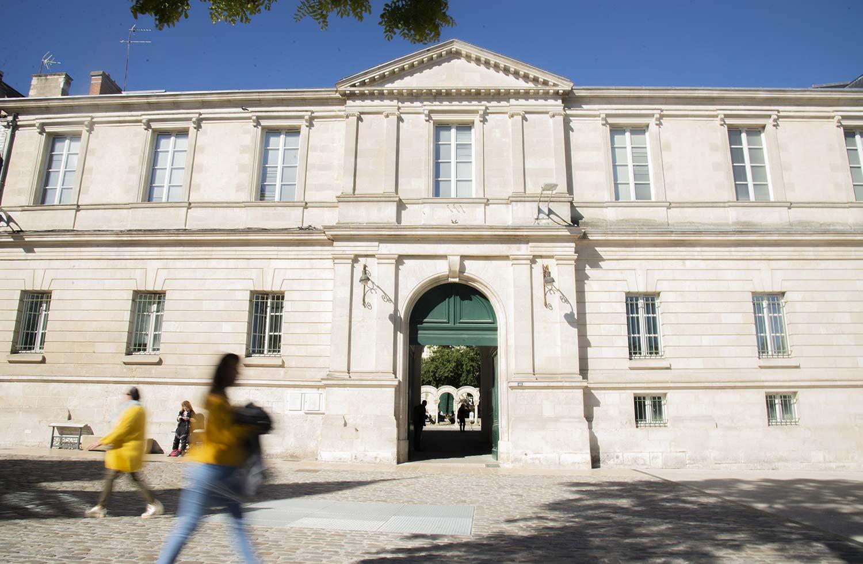 La faculté de Droit et sciences sociales